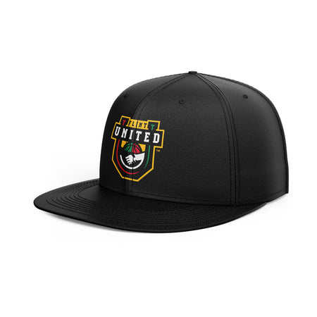 Flint United Official Team Logo Hat · Flat