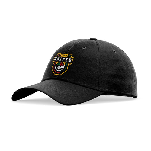 Flint United Official Team Logo Hat · Rounded