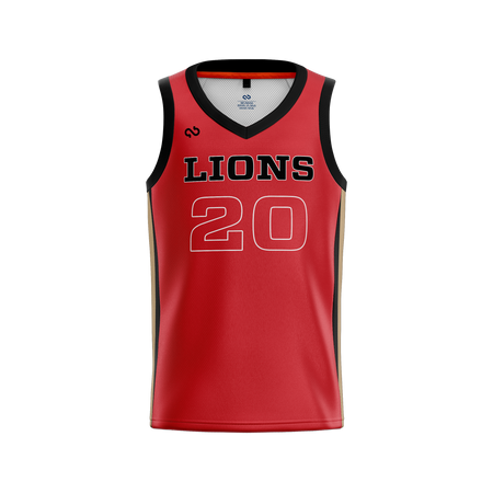 Gulf Coast Lions Official Alternate Jersey
