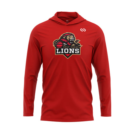 Gulf Coast Lions Primary Hoodie