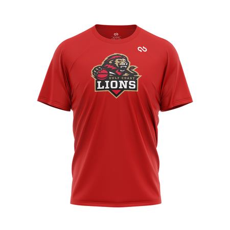 Gulf Coast Lions Primary Logo Shirt