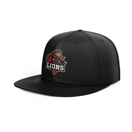 Gulf Coast Lions Official Team Logo Hat · Flat