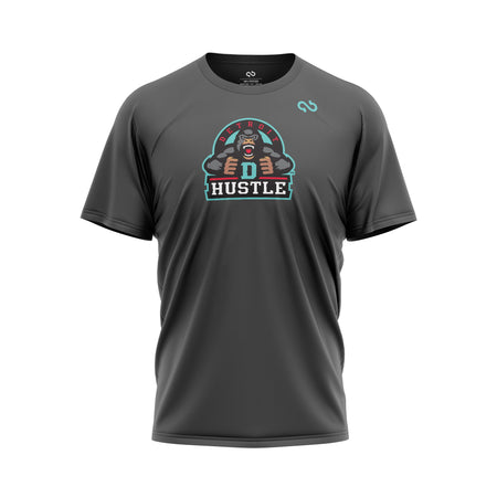 Detroit Hustle Primary Logo Shirt