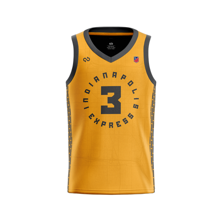 Indy Express Official Home Jersey