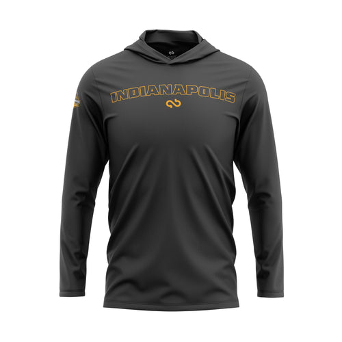 Indy Express Official Team Shooter Hoodie