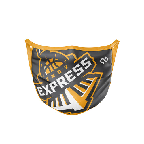 Indy Express Face Mask