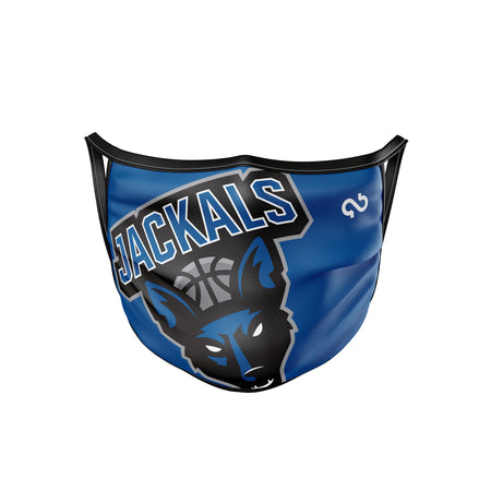 Jamestown Jackals Face Mask