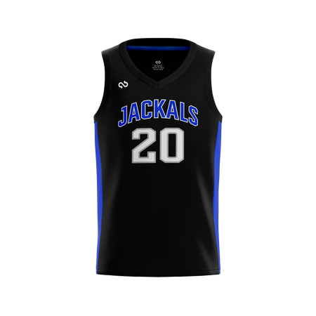 Jamestown Jackals Official Alternate Jersey