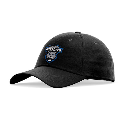 Kokomo Bobkats Official Team Logo Hat · Rounded