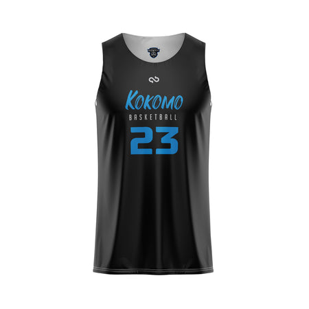 Kokomo Bobkats Combine Series Double Sided Jersey