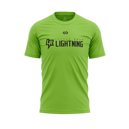 Little Rock Lightning Sideline Shirt