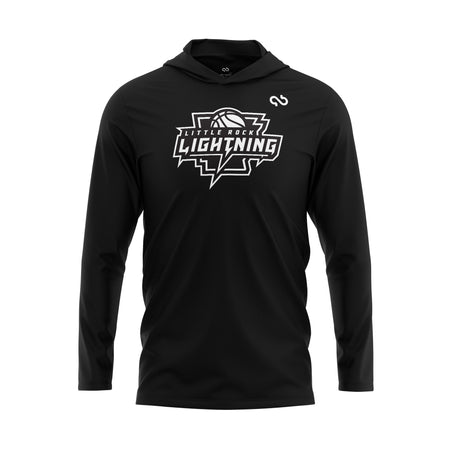 Owensboro Thoroughbreds Black Out Hoodie