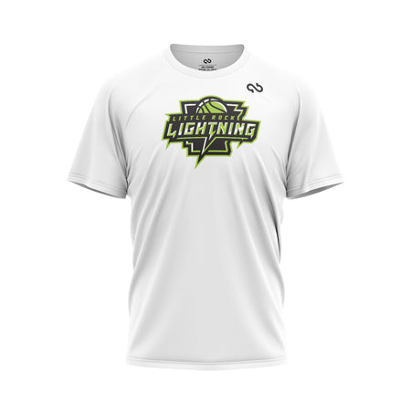 Little Rock Lightning Primary Logo Shirt