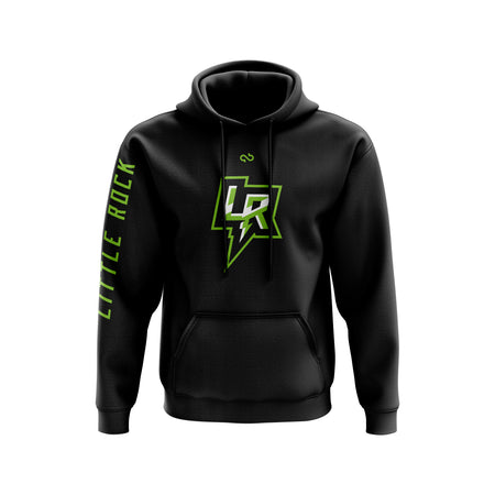 Little Rock Lightning Secondary Logo Hoodie