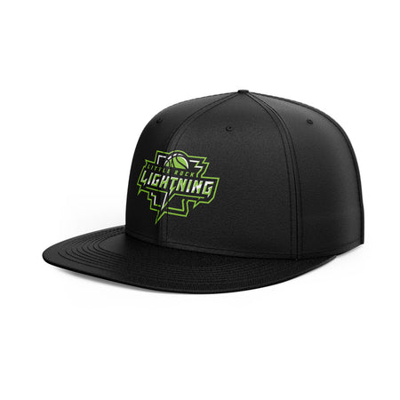 Little Rock Lightning Official Team Logo Hat · Flat