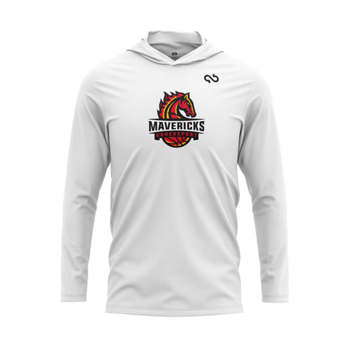 Shreveport Mavericks Primary Logo Hoodie