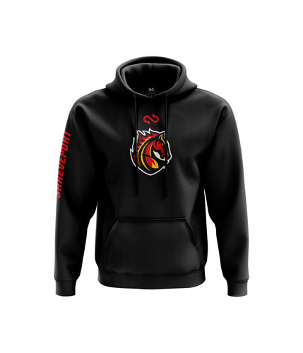 Shreveport Mavericks Secondary Logo Hoodie