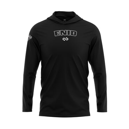 Enid Outlaws Official Team Shooter Hoodie