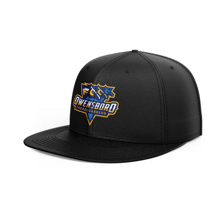 Owensboro Thoroughbreds Official Team Logo Hat · Flat