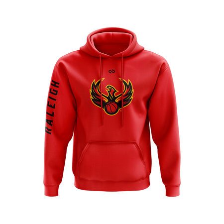 Raleigh Firebirds Secondary Logo Hoodie