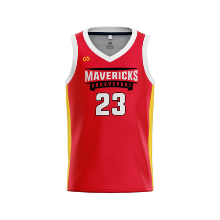 Shreveport Mavericks Official Away Jersey