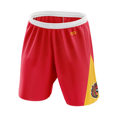Shreveport Mavericks Official Away Uniform Shorts