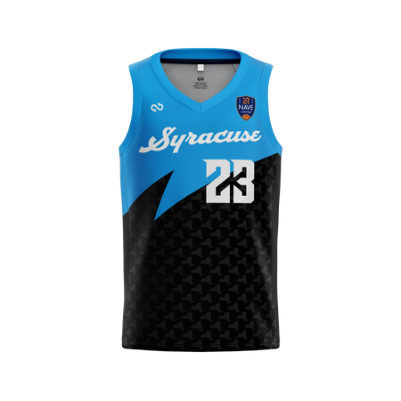 Syracuse Stallions Official Away Jersey