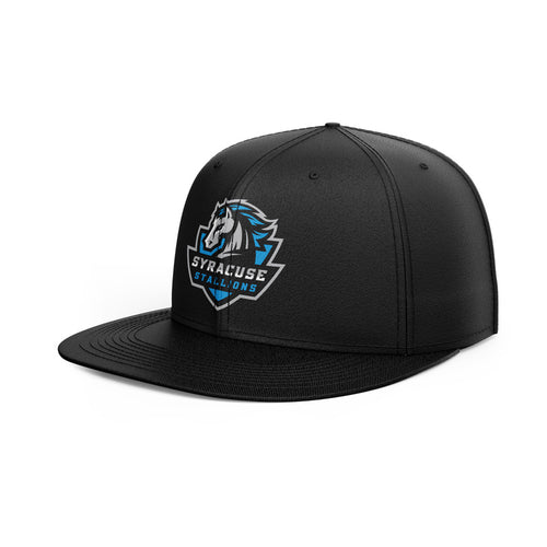 Syracuse Stallions Official Team Logo Hat · Flat