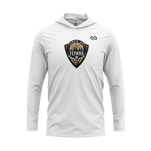 Tampa Bay Titans Primary Hoodie