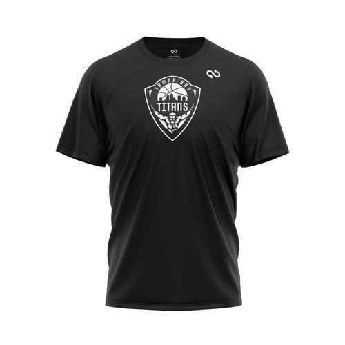 Tampa Bay Titans Blackout Series Shirt