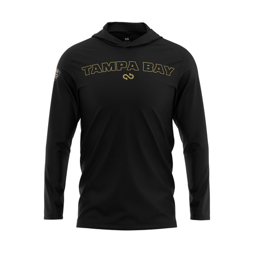 Tampa Bay Titans Official Team Shooter Hoodie