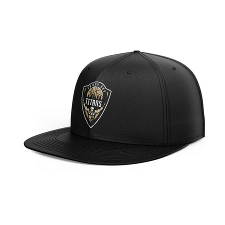 Tampa Bay Titans Official Team Logo Hat · Flat
