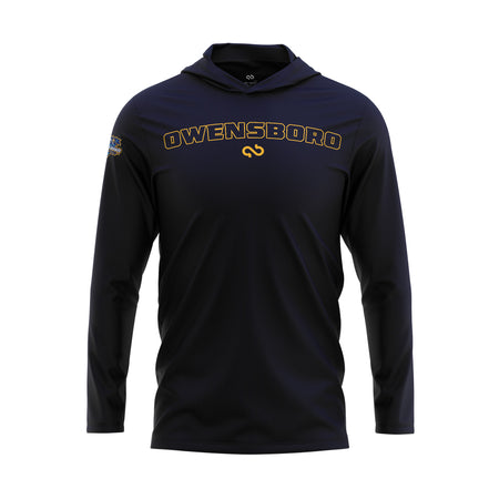 Owensboro Thoroughbreds Official Team Shooter Hoodie