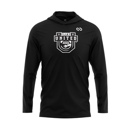 Flint United Blackout Series Hoodie
