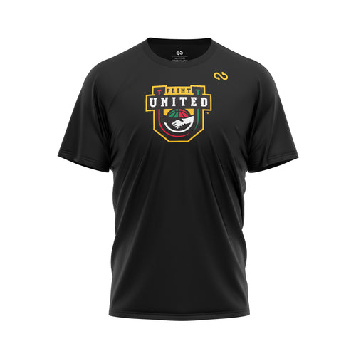Flint United Primary Logo Shirt