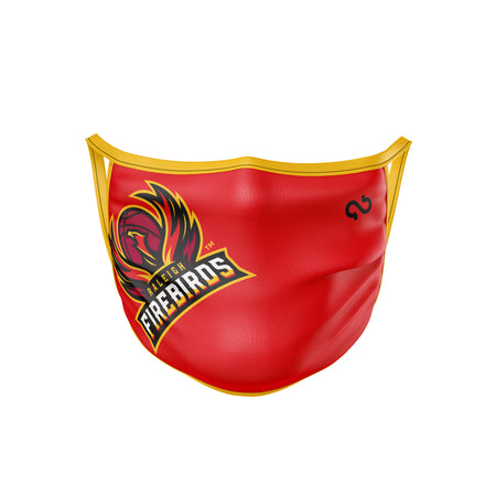 Raleigh Firebirds Face Mask