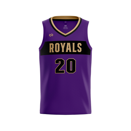 Waco Royals Official Away Jersey