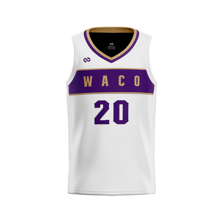 Waco Royals Official Home Jersey