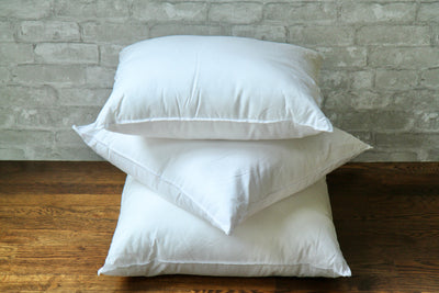 Synthetic Down Alternative Pillow Inserts - Pillow Talk Design | Pretty Home Accessories