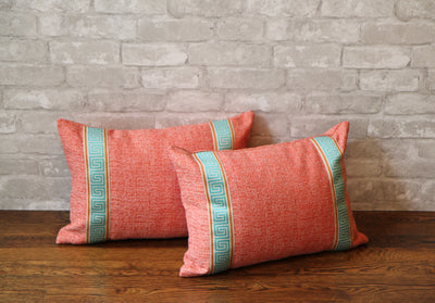 RED TWEED PILLOW COVER //READY TO SHIP// - Pillow Talk Design | Pretty Home Accessories