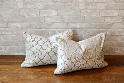 HENDRIX LEOPARD PILLOW COVER - Pillow Talk Design | Pretty Home Accessories