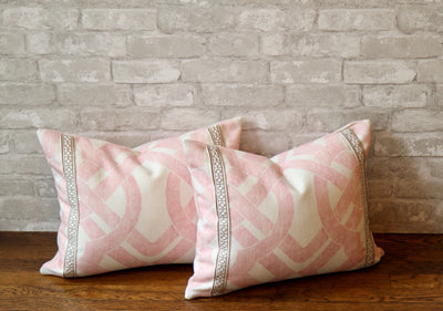 CURVE APPEAL PILLOW COVER //ready to ship// - Pillow Talk Design | Pretty Home Accessories
