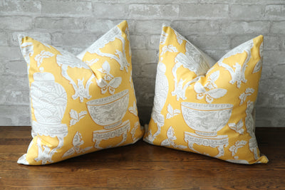 MING PILLOW COVER //READY TO SHIP// - Pillow Talk Design | Pretty Home Accessories