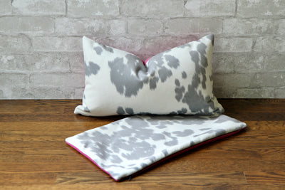 UDDERLY MADNESS PILLOW COVER //ready to ship// - Pillow Talk Design | Pretty Home Accessories