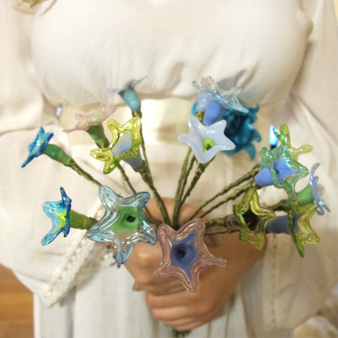 Wedding bouquet / Bridal bouquet, Spring|זר לכלה בגווני אביב