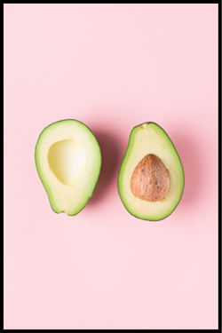 Avocado plakat