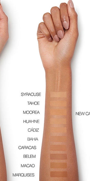 Base Nars - Sheer Glow Foundation color Macao
