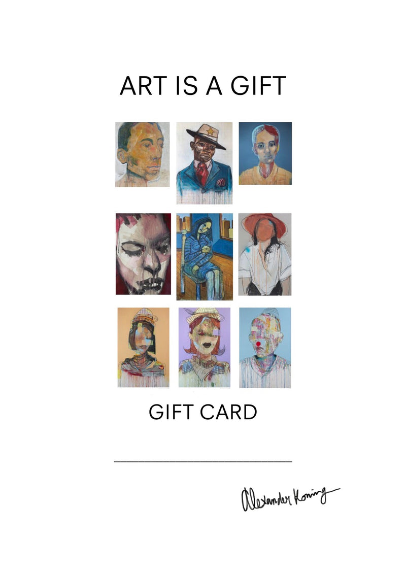 Share Art as a Gift