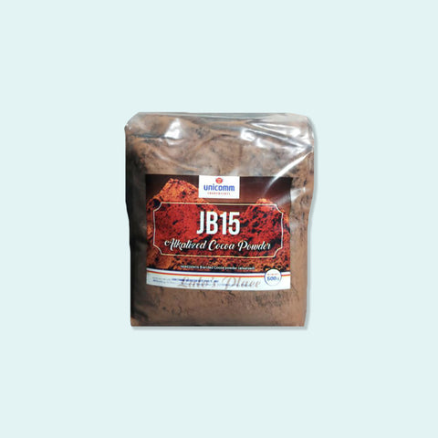 Unicomm JB15 Alkalized Cocoa Powder 500g