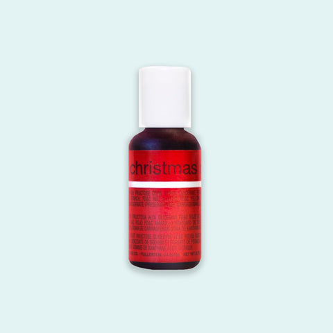Christmas Red Liqua-Gel Food Coloring 20ml